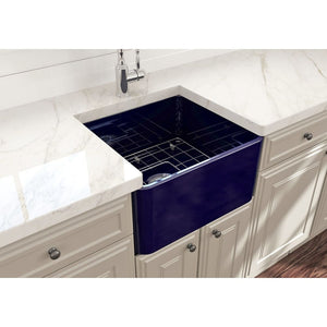 Farmhouse Sink Bocchi 1136-010-0120 20 Fireclay Apron