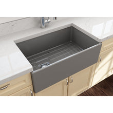 Farmhouse Sink Bocchi 1346-006-0120 30 Fireclay Apron