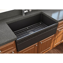 Farmhouse Sink Bocchi 1353-004-0120 33 Fireclay Apron