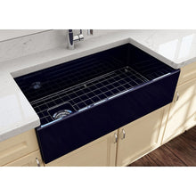 Farmhouse Sink Bocchi 1354-010-0120 36 Fireclay Apron