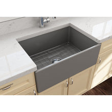 Farmhouse Sink Bocchi 1356-006-0120 27 Fireclay Apron
