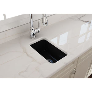 Farmhouse Sink Bocchi 1358-004-0120 12 Fireclay Undermount
