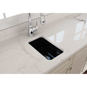 Farmhouse Sink Bocchi 1358-005-0120 12 Fireclay Undermount