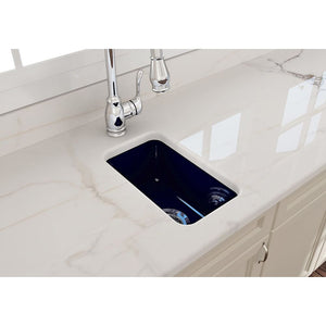 Farmhouse Sink Bocchi 1358-010-0120 12 Fireclay Undermount