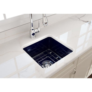 Farmhouse Sink Bocchi 1359-010-0120 18 Fireclay Undermount