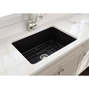 Farmhouse Sink Bocchi 1360-004-0120 27 Fireclay Undermount