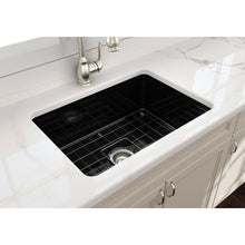 Farmhouse Sink Bocchi 1360-005-0120 27 Fireclay Undermount