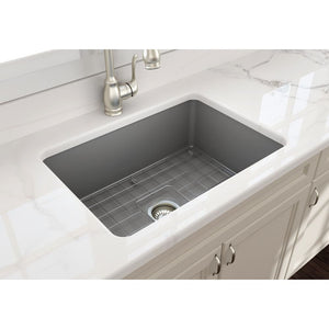 Farmhouse Sink Bocchi 1360-006-0120 27 Fireclay Undermount