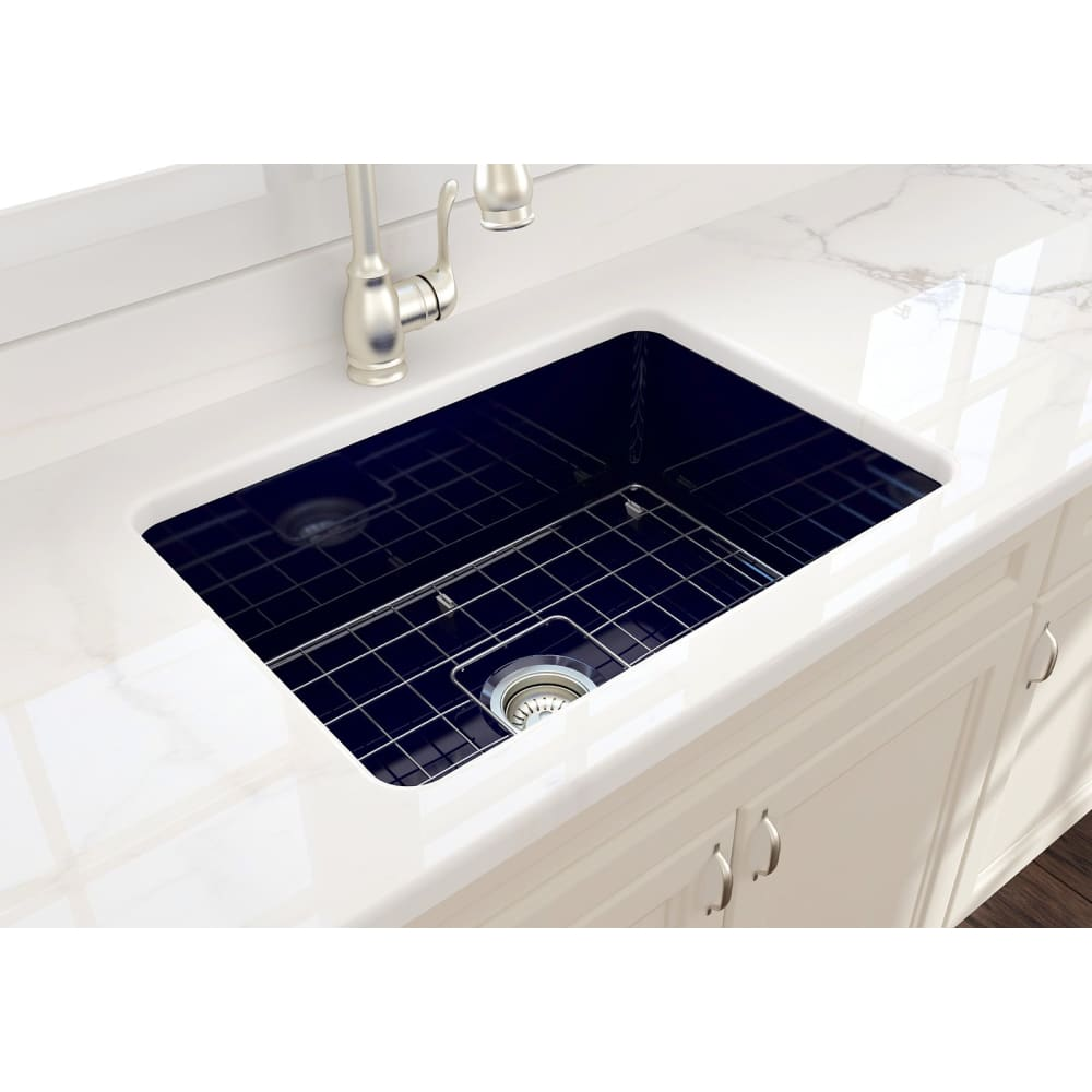 Farmhouse Sink Bocchi 1360-010-0120 27 Fireclay Undermount