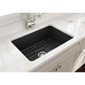 Farmhouse Sink Bocchi 1360-020-0120 27 Fireclay Undermount