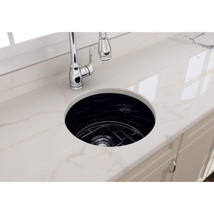 Farmhouse Sink Bocchi 1361-010-0120 18.5 Fireclay Undermount
