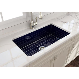 Farmhouse Sink Bocchi 1362-010-0120 32 Fireclay Undermount