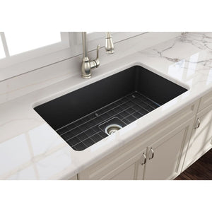 Farmhouse Sink Bocchi 1362-020-0120 32 Fireclay Undermount