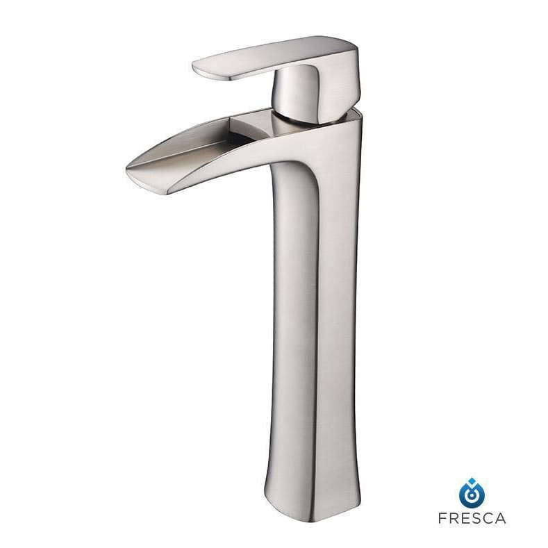 Bathroom Faucets Fresca FFT3072BN Fortore Single Hole Vessel