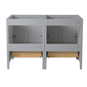 Vanity Base Cabinets Fresca FCB20-2424GR Oxford 48 Gray