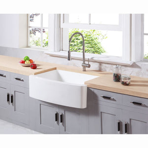 Farmhouse Sink Kingston Brass GKFA30229 Gourmetier