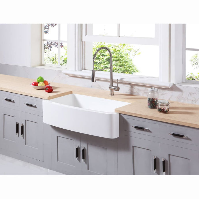 Farmhouse Sink Kingston Brass GKFA33229 Gourmetier
