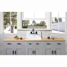 Load image into Gallery viewer, Farmhouse Sink Kingston Brass GKTA242119 Gourmetier