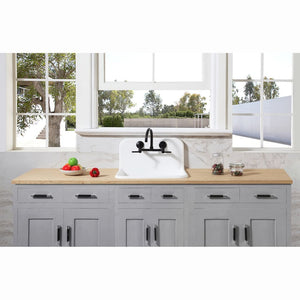 Farmhouse Sink Kingston Brass GKTA242119 Gourmetier