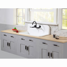 Farmhouse Sink Kingston Brass GKTA362119 Gourmetier