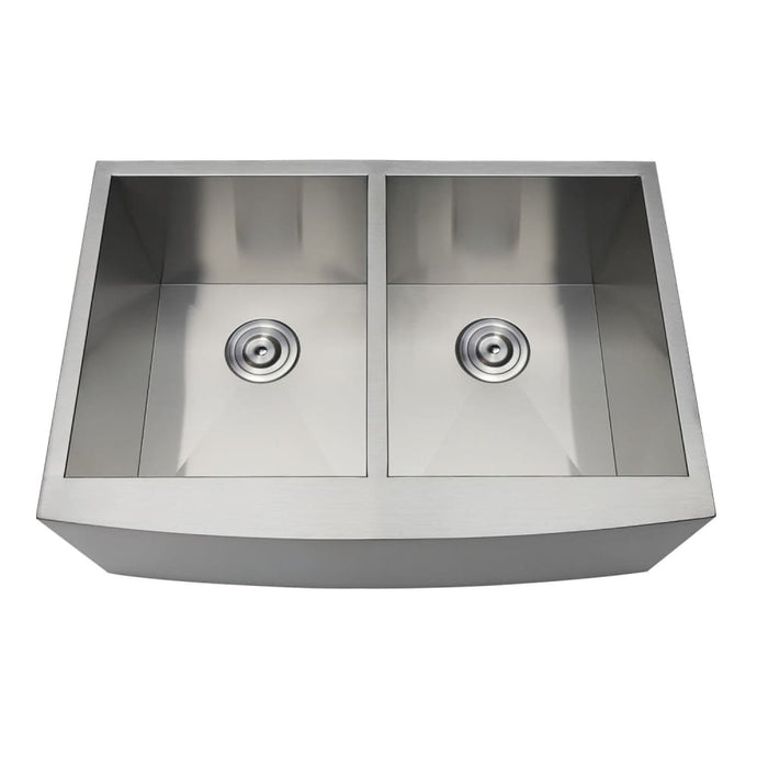 Farmhouse Sink Kingston Brass GKUDF302110 Gourmetier