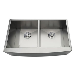 Farmhouse Sink Kingston Brass GKUDF33209 Gourmetier