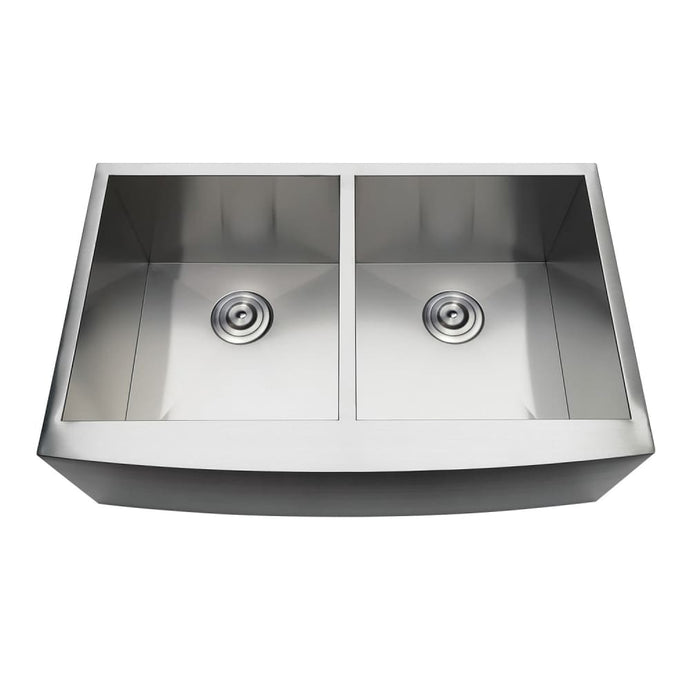 Farmhouse Sink Kingston Brass GKUDF332110 Gourmetier