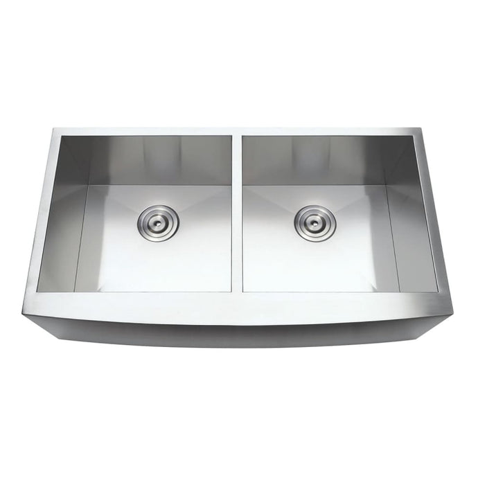Farmhouse Sink Kingston Brass GKUDF36209 Gourmetier