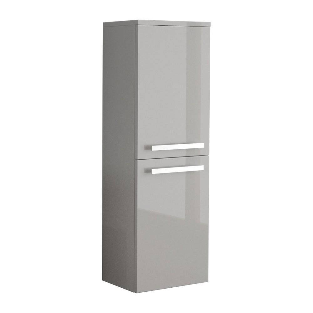 Vanity LaToscana AMC0-23G Ambra linen tower in Grey