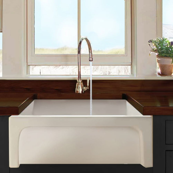 Farmhouse Sink Nantucket Sinks Chatham-30 30 Fireclay
