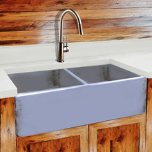 Load image into Gallery viewer, Farmhouse Sink Nantucket Sinks FCFS3318D-ShabbySugar 33