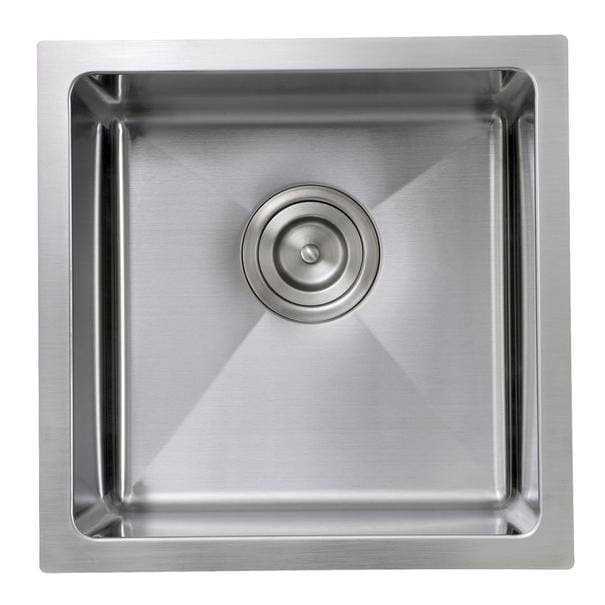 Bar Sink Nantucket SR1515 Sinks' - 15 Inch Pro Series Square