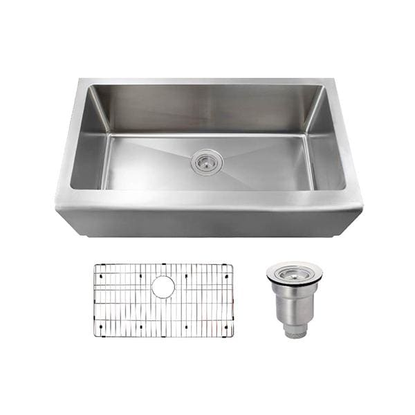 Kitchen Sink Polaris P504-ENS The P504 16 Gauge Ensemble