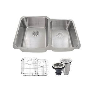 Kitchen Sink Polaris PL315-ENS The PL315 16 Gauge Ensemble