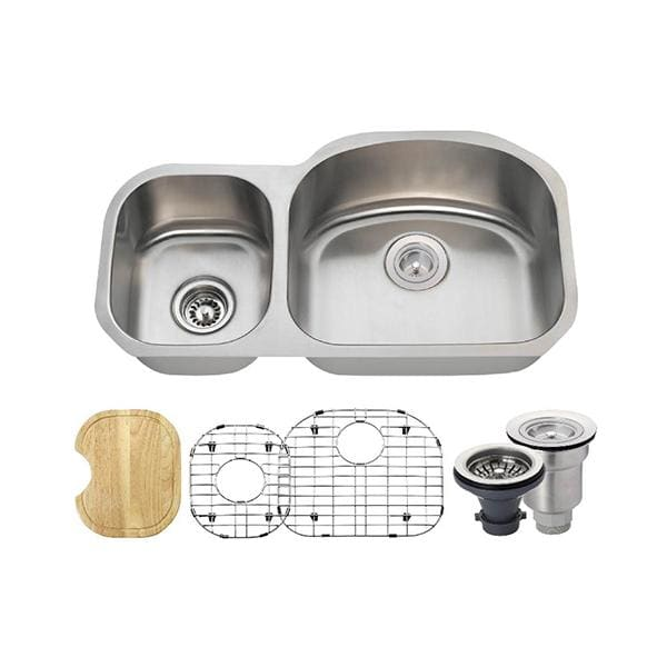 Kitchen Sink Polaris PR105-18-ENS The PR105 18 Gauge