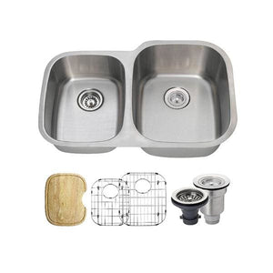 Kitchen Sink Polaris PR305-18-ENS The PR305 18 Gauge