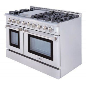Range Thor Kitchen HRD4803U 48 in. Professional Dual Fuel in