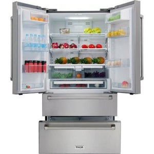 Refridgerator Thor Kitchen HRF3601F 36 in. Professional
