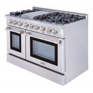 Range Thor Kitchen HRG4808U 48 in. 6 Burner Stainless Steel