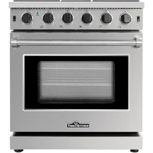 Range Thor Kitchen LRG3001U 30 in. Professional Stainless