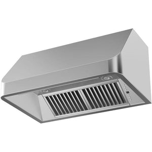 Range Hood Zline 488-304-48 ZLINE 48 in. Outdoor Under