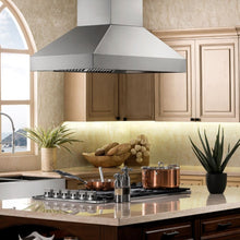 ZLINE 48 in.  Remote Blower Island Mount Range Hood in Stainless Steel (597i-RS-48-400)