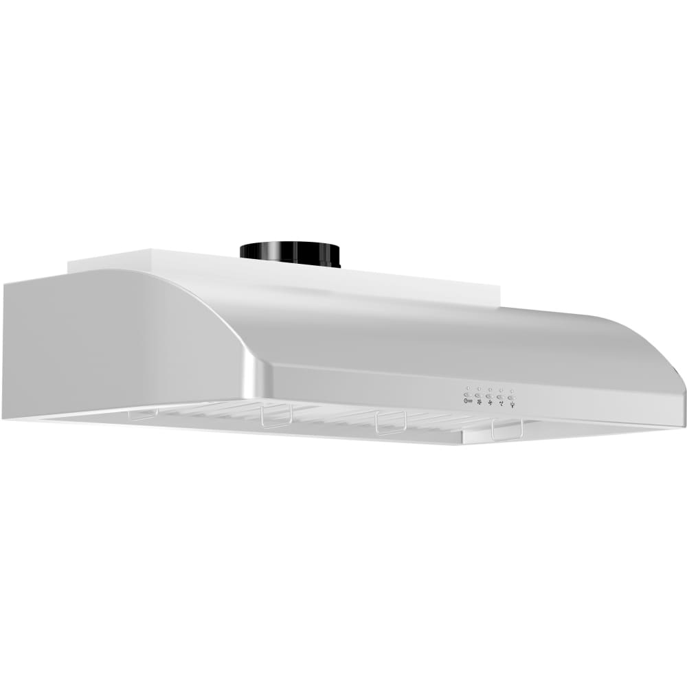 ZLINE 36 in.  Under Cabinet Range Hood in Stainless Steel (625-36)