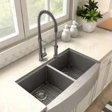 ZLINE Apollo Kitchen Faucet in Gun Metal (APL-KF-GM)
