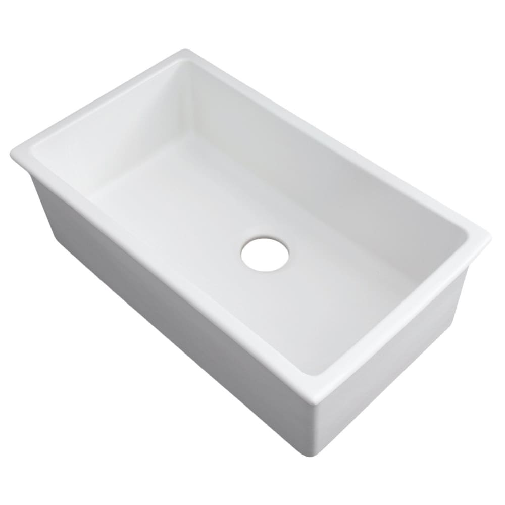 Farmhouse Sink Zline FRC5124-WM-30 Rome 30 Dual Mount