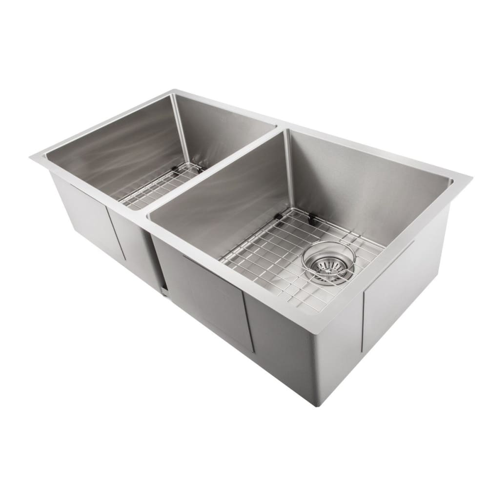 Farmhouse Sink Zline SR50D-36 Anton 36 Undermount Double