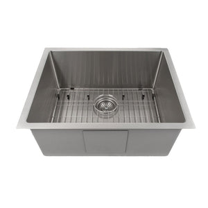Farmhouse Sink Zline SRS-23 Meribel 23 Undermount Single