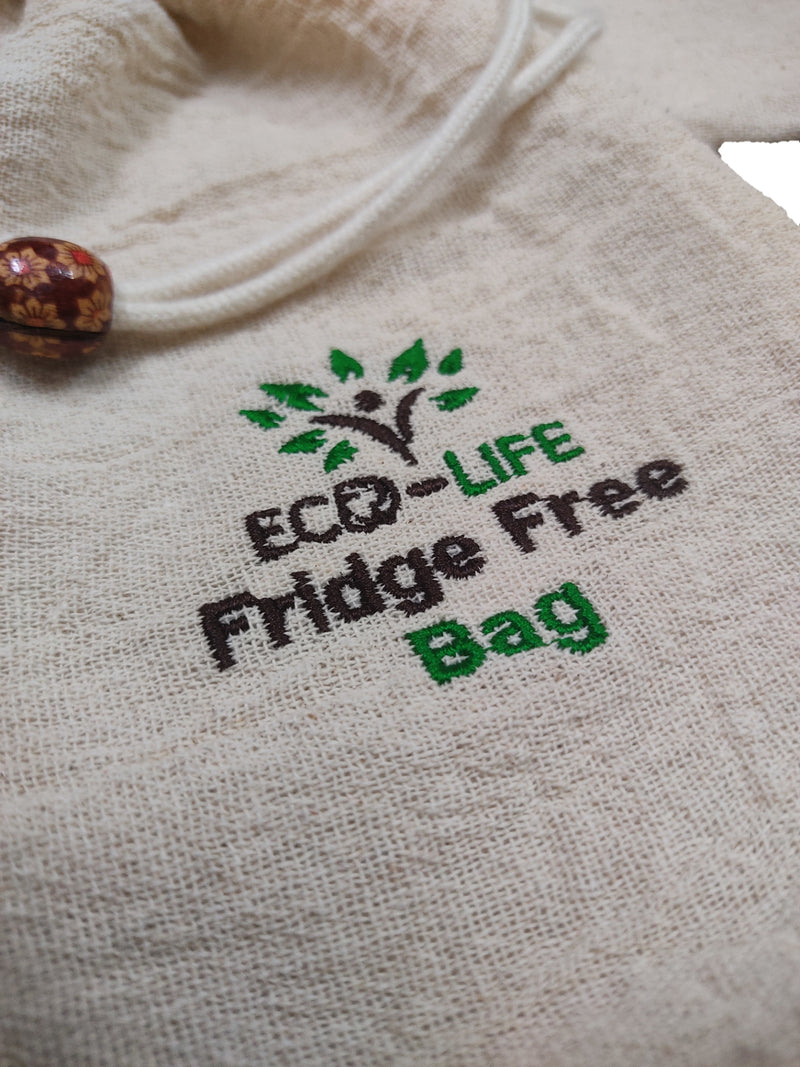 Eco-life Vegetable Storage Cotton Bag