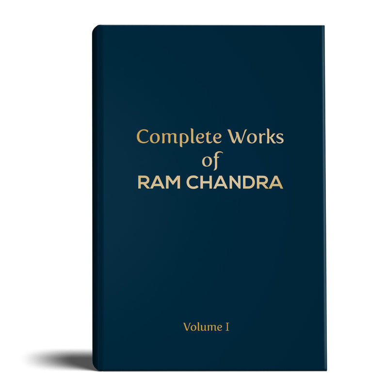 Complete Works of Ram Chandra (Babuji) - Volume 1 - hfnl!fe