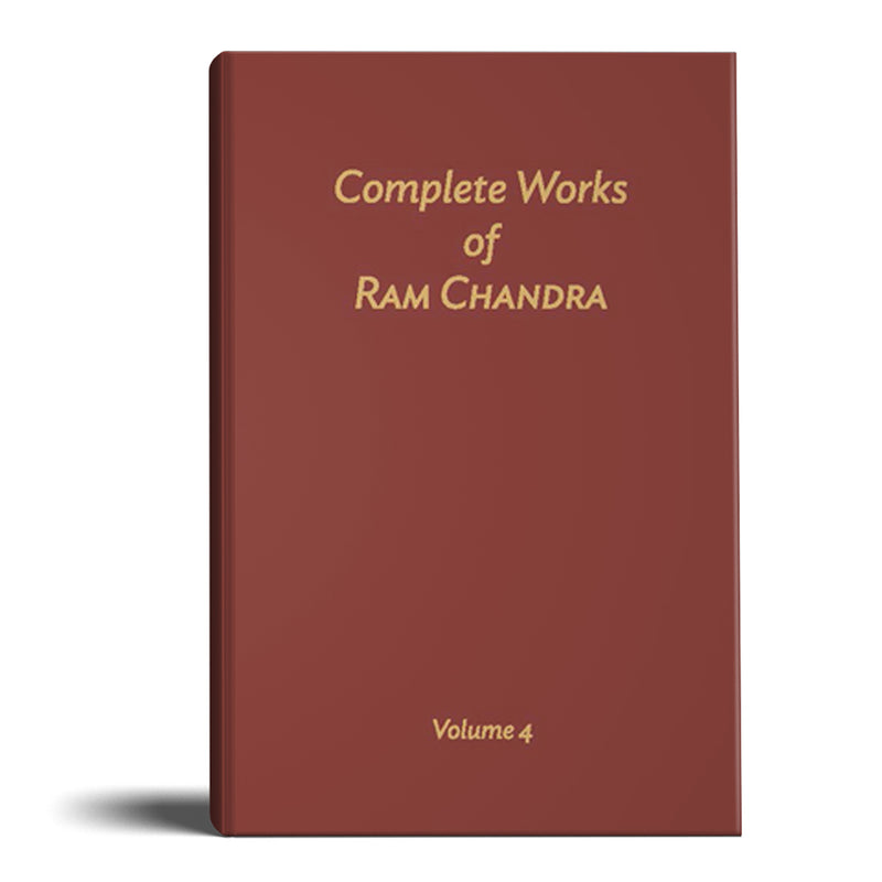 Complete Works of Ram Chandra (Babuji) - Volume 4 - hfnl!fe